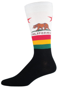 Men's California Flag