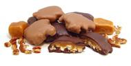 Sugar Free - Chocolate Pecan Caramel Turtles