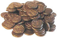 Licorice Dutch Coins
