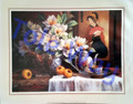 Magnolias & Tea Kit (11x14)(1 mounted and 3 prints).