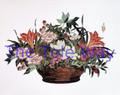 Vase of Flowers (Oriental) (8x10)