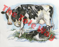 Cow and Calf (8x10)