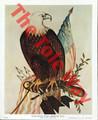 Bald Eagle with Flag (8x10)