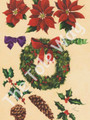 Christmas Decoupage by Reina 147 (6x9)