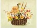 Autumn Flowers II (8x10)
