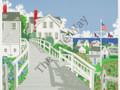 Sconset Footbridge (8x10)