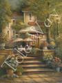 Outdoor Cafe II (16x20)