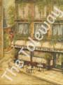 Cafe Du Theatre (8x10)