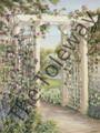 Garden Entrance I (8x10)