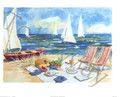 Boat on the Beach (16x20)