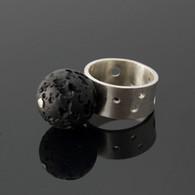 Lava Rock Ring
