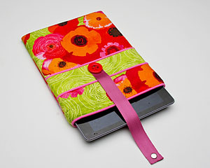 Always Blooming Tablet Case