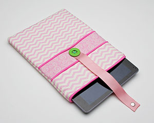 Cotton Candy Tablet Case