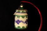 Polish Pottery Design (Cookie Jar)