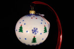 Polish Pottery Design (Christmas Trees)