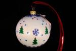 Polish Pottery Design (Christmas Trees)