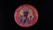 "Our Lady of Czestochowa | 3 1/2"" Magnet"