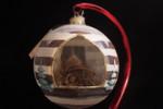 "Manger Ornament 12 Cm Bulb (Approx. 4 3/4"")"