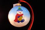 """Let It Snow 12 Cm Bulb (Approx. 4 3/4"""")"""