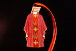 Priest Vestment | Red