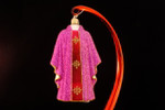 Priest Vestment | Fuschia