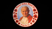 "St. John Paul II | 3 1/2"" Magnet 