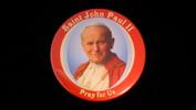 "St. John Paul II   3 1/2"" Magnet"