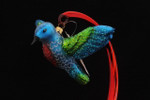 Hummingbird (Blue)