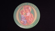 "St. Anne (Green Background) | 3 1/2"" Magnet"