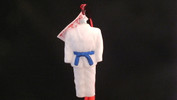 Martial Arts Dobok - Blue Belt