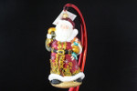 Santa with Gift Bag and Doll (NEW)