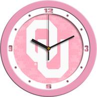 Pink Wall Clock-OU
