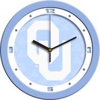 Baby Blue Wall Clock-OU
