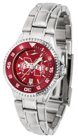 Competitive Ladies Steel AnoChrome- Color Bezel- Miss State