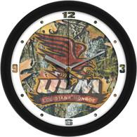 Camo Wall Clock-ULM