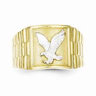 Men's Eagle Ring