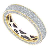 1.14CTW DIAMOND ETERNITY BAND