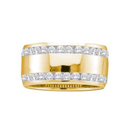 1.00CTW DIAMOND ETERNITY BAND