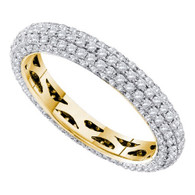 1.25CTW DIAMOND ETERNITY BAND
