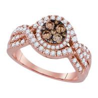 1.00CTW DIAMOND LARISSA FASHION RING