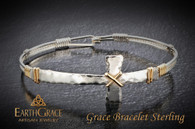 The Grace Bracelet (Sterling Silver Filled)