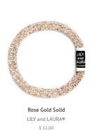 Rose Gold Solid