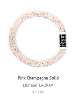 Pink Champagne Solid
