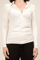 Women's Natural Bamboo Polo Shirt