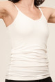 Women's Natural Bamboo Cami Top