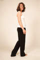 Women's Bamboo Pant in Black
