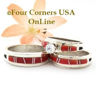Inlay Band Rings On Sale Now