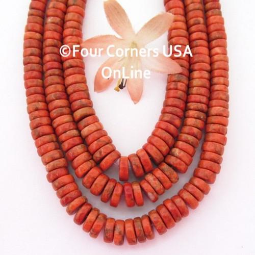 Coral bead necklace coral turquoise jewelry four for Jewelry making supply store