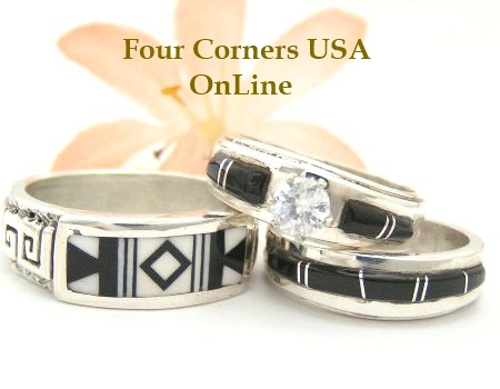 Alternative Wedding Rings Posts Four Corners USA Online