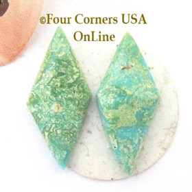 Burtis Blue Turquoise 5 carat Matching Cabochon Set #009 (Florence Mine) in Cripple Creek, Colorado Four Corners USA OnLine Jewelry Making Supplies